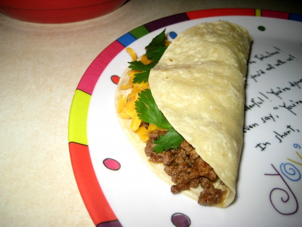 Make Ahead Tacos