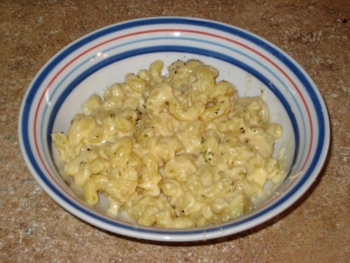 Three Cheese Mac n' Cheese
