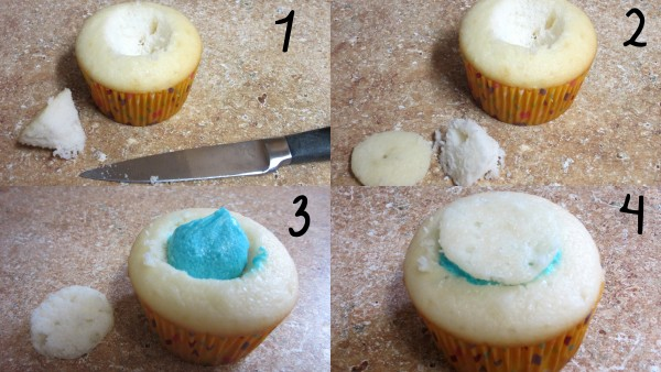 Gender Reveal Cupcakes Love To Be In The Kitchen