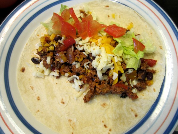 Turkey Taco Mix