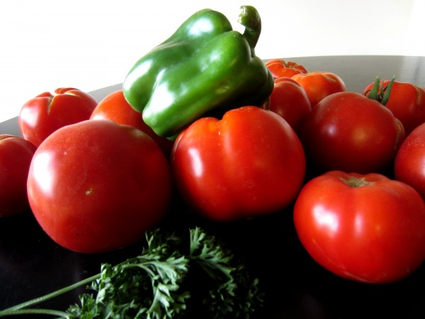 Garden Fresh Pasta Sauce