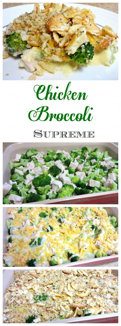 Chicken Broccoli Supreme