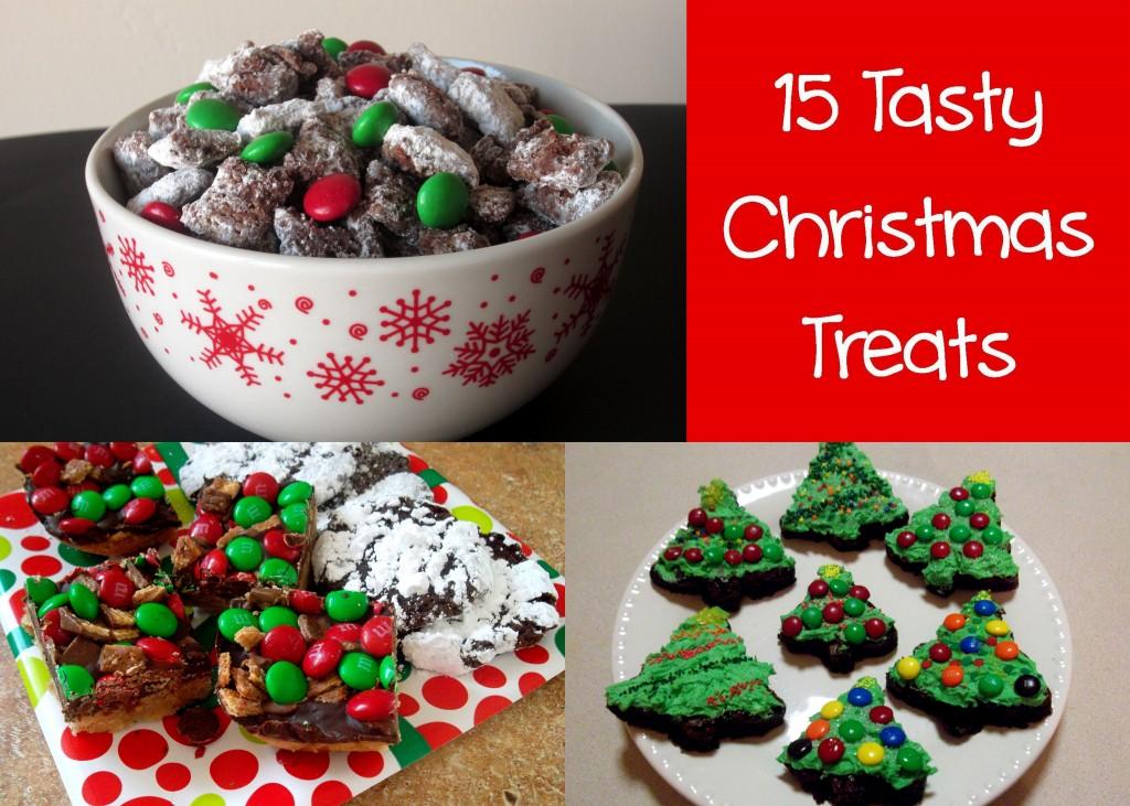15 Tasty Christmas Treats