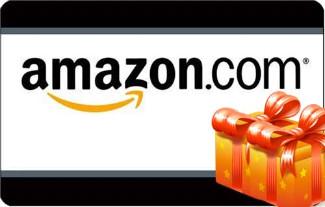Win a $10 Amazon Gift Card!