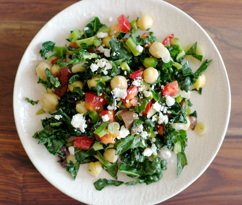 Kale Crunch Salad