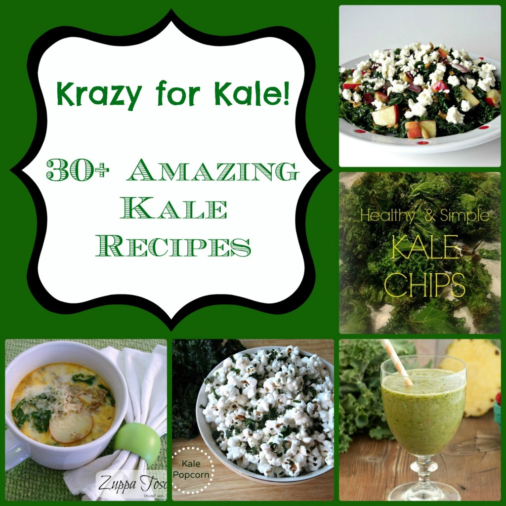 Krazy for Kale