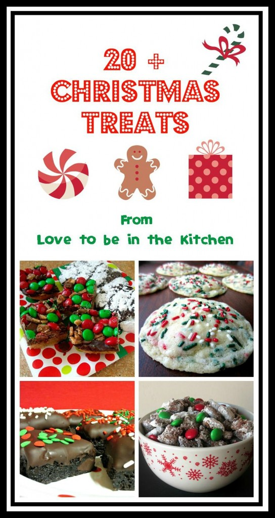 20+ Christmas Treats