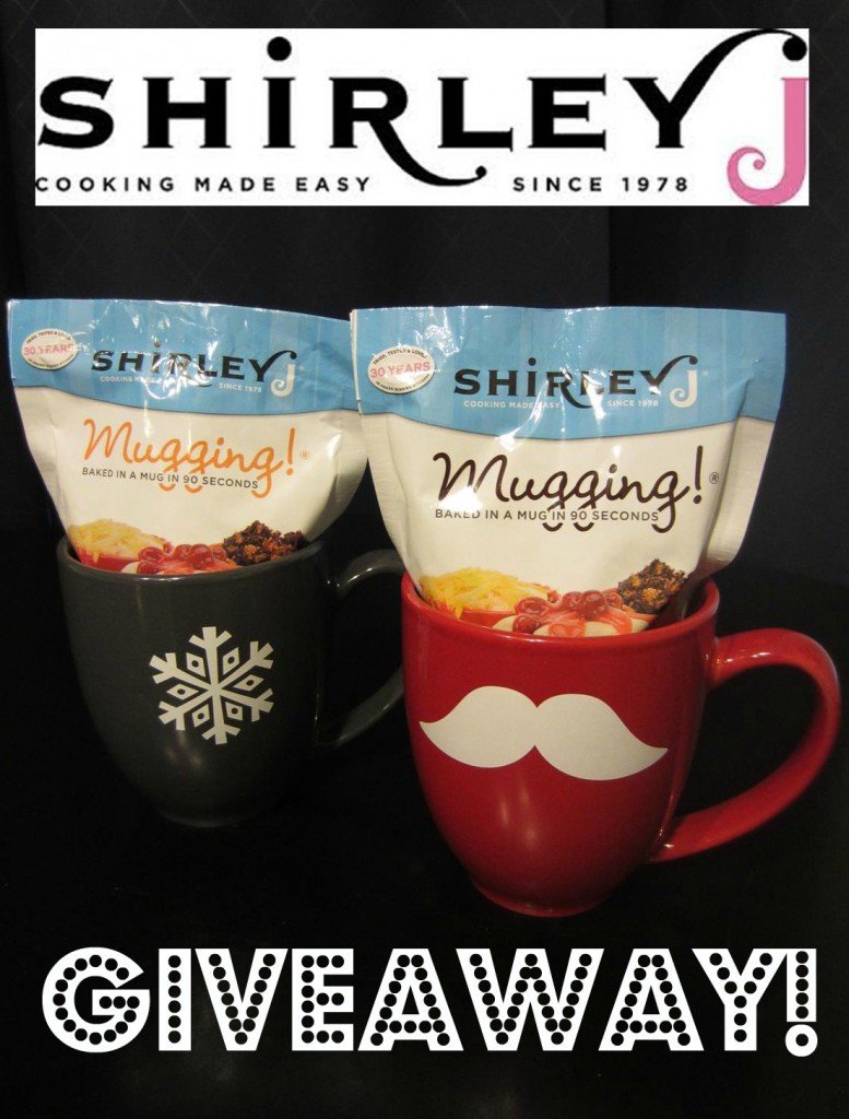 shirley j giveaway