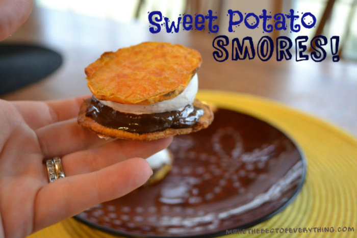 Sweet Potato Smores
