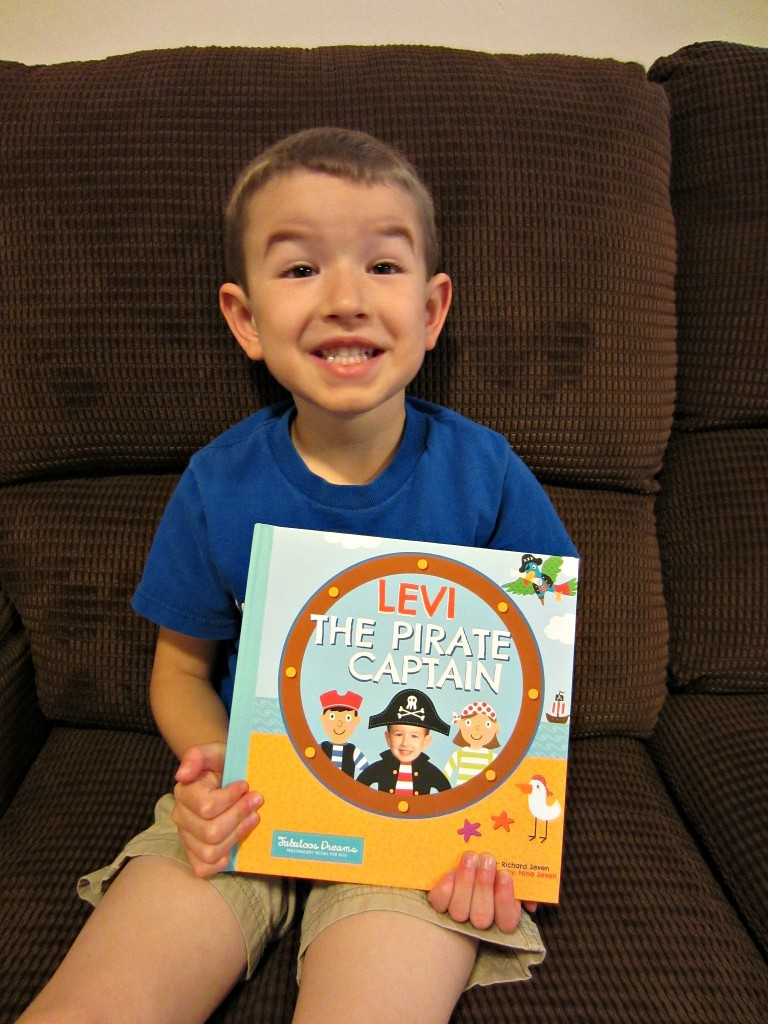 Personalized Book Giveaway! #giveaway