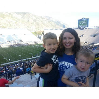 BYU Fall Football
