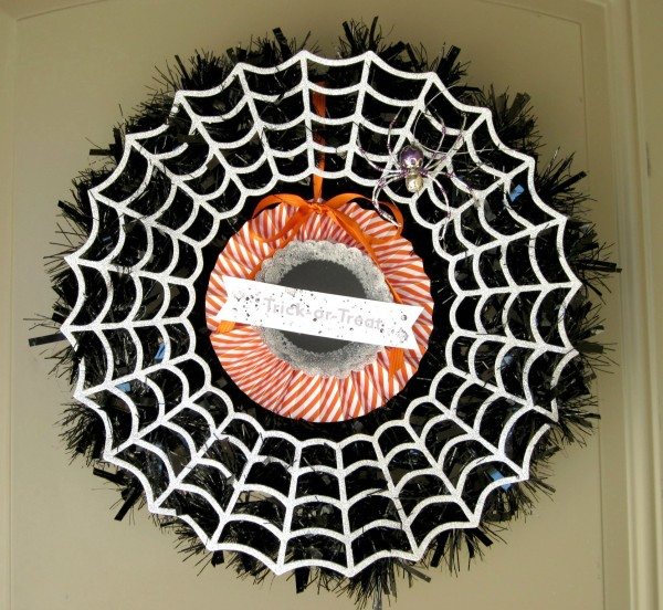Stampin' Up! Frightful Wreath Kit