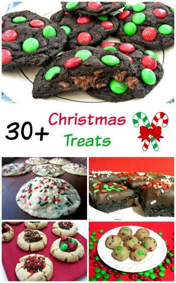 30+ Christmas Treats