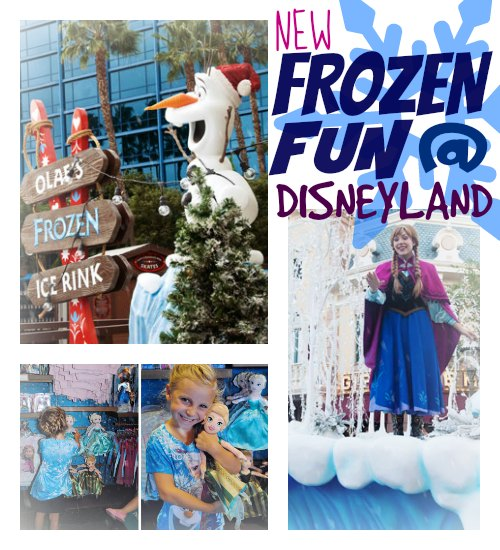 New Frozen Fun
