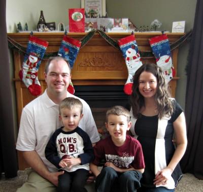 Blad Christmas '14