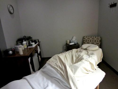 Maternity Massage at Fetal Fotos