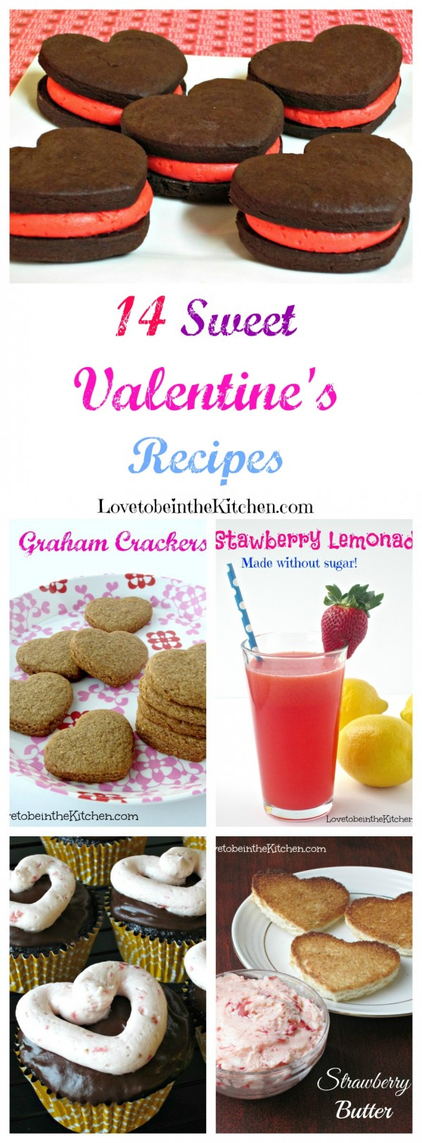 14 Sweet Valentine's Recipes