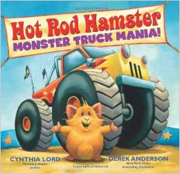 Hot Rod Hamster Monster Truck Mania