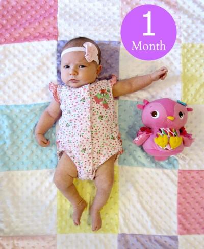 Carina 1 Month