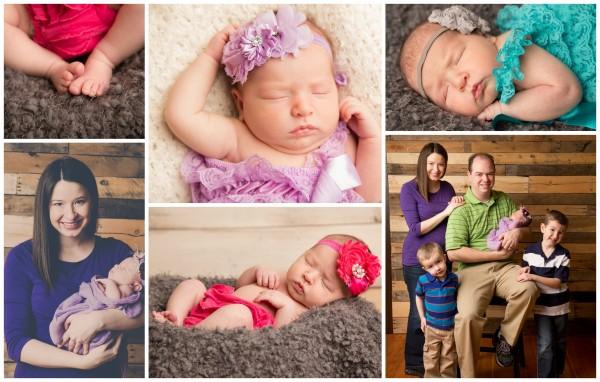 Carina Newborn Pictures