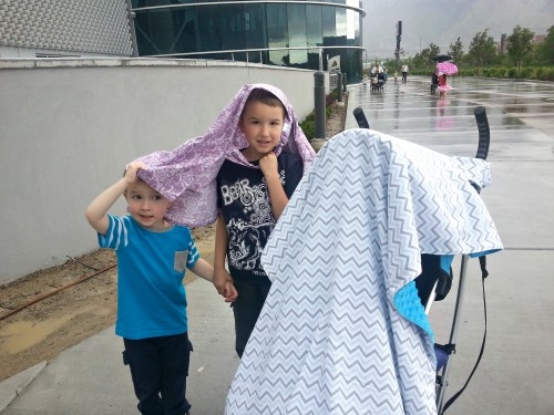 Stroller Cover giveaway!