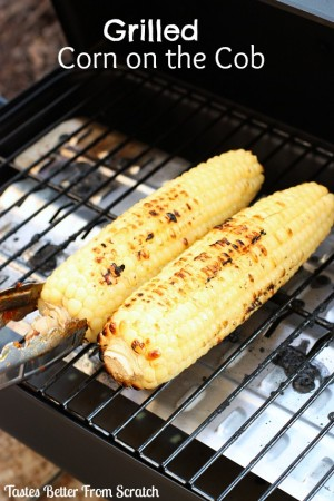 GrilledCornontheCob