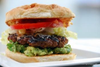 Taco Burgers