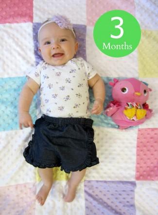 Carina- 3 Months