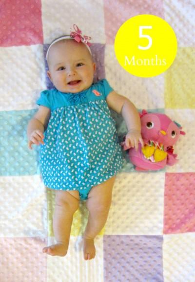 Carina- 5 Months