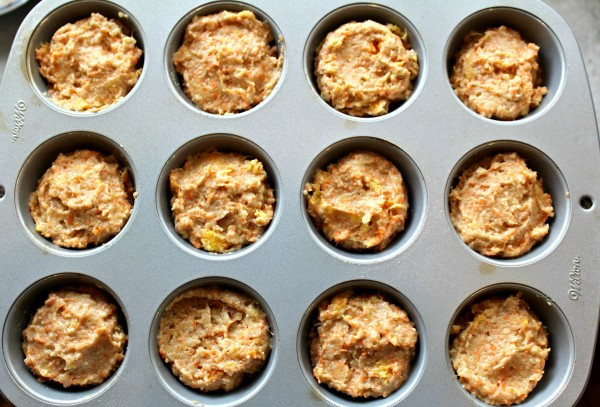 Healthy Juice Pulp Muffins Love to be in the Kitchen