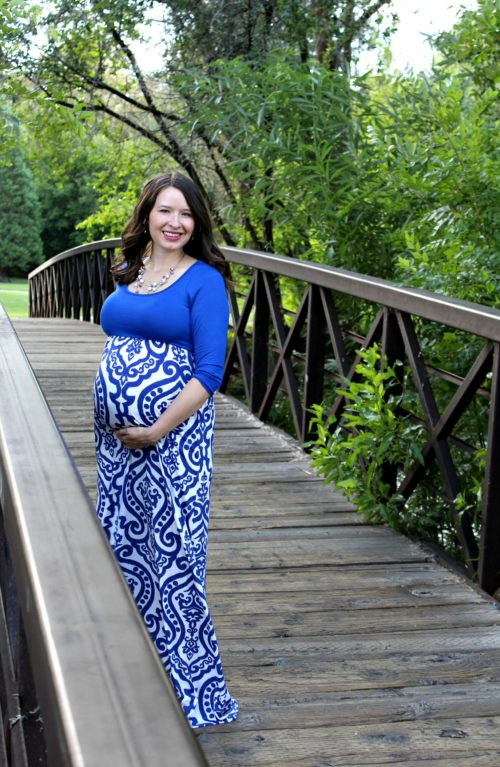 c384b63bdd 29 Weeks + Pink Blush Maternity $75 Giveaway! - Love to be in the ...