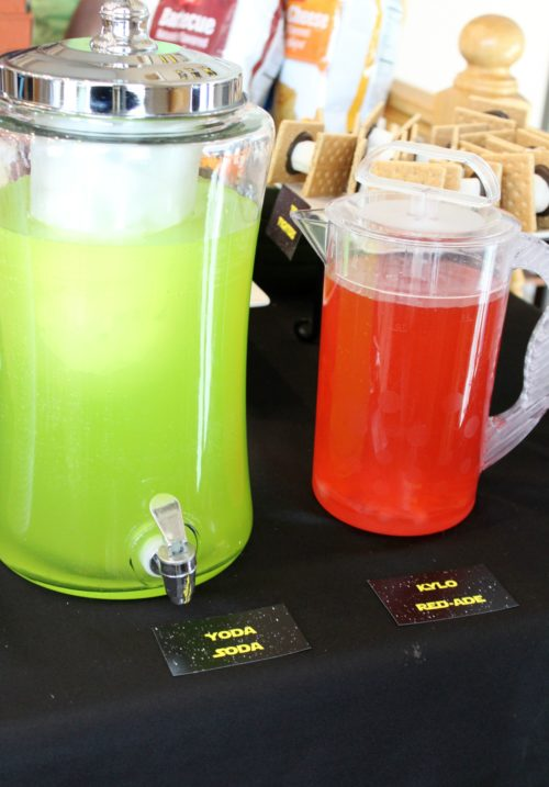 Star Wars Drinks