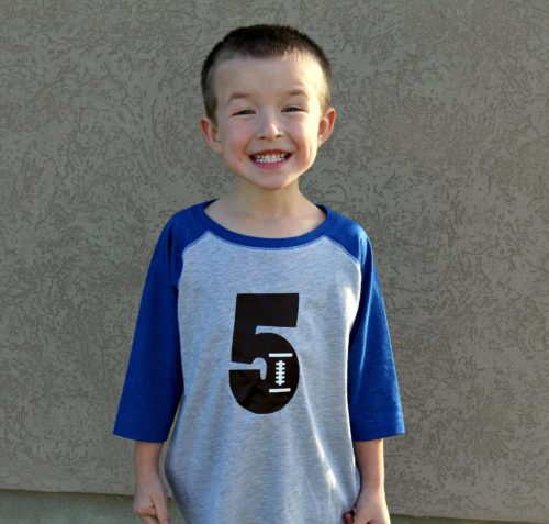 Age 5 Shirt