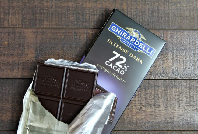Ghiradelli Chocolate Intense Dark