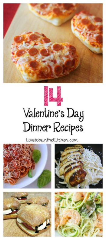 14 Valentine's Day Dinner Recipes