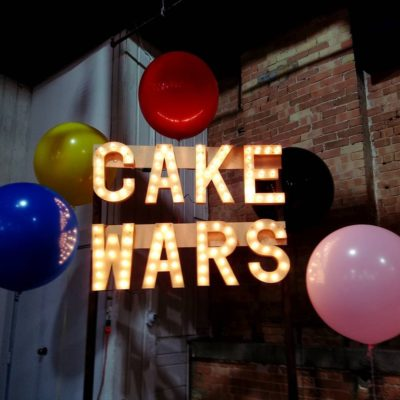 Cake Wars The Mighty Baker