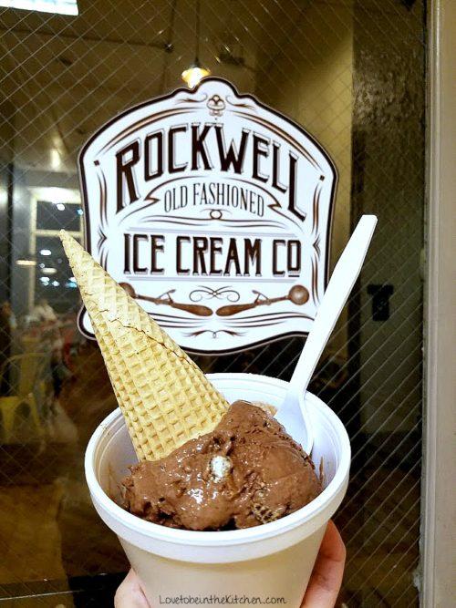 Rockwell Ice Cream